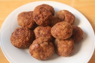 Hungarian meatballs!
